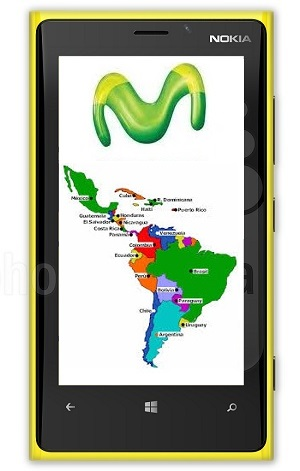 Unlock Nokia Lumia Movistar Latino America